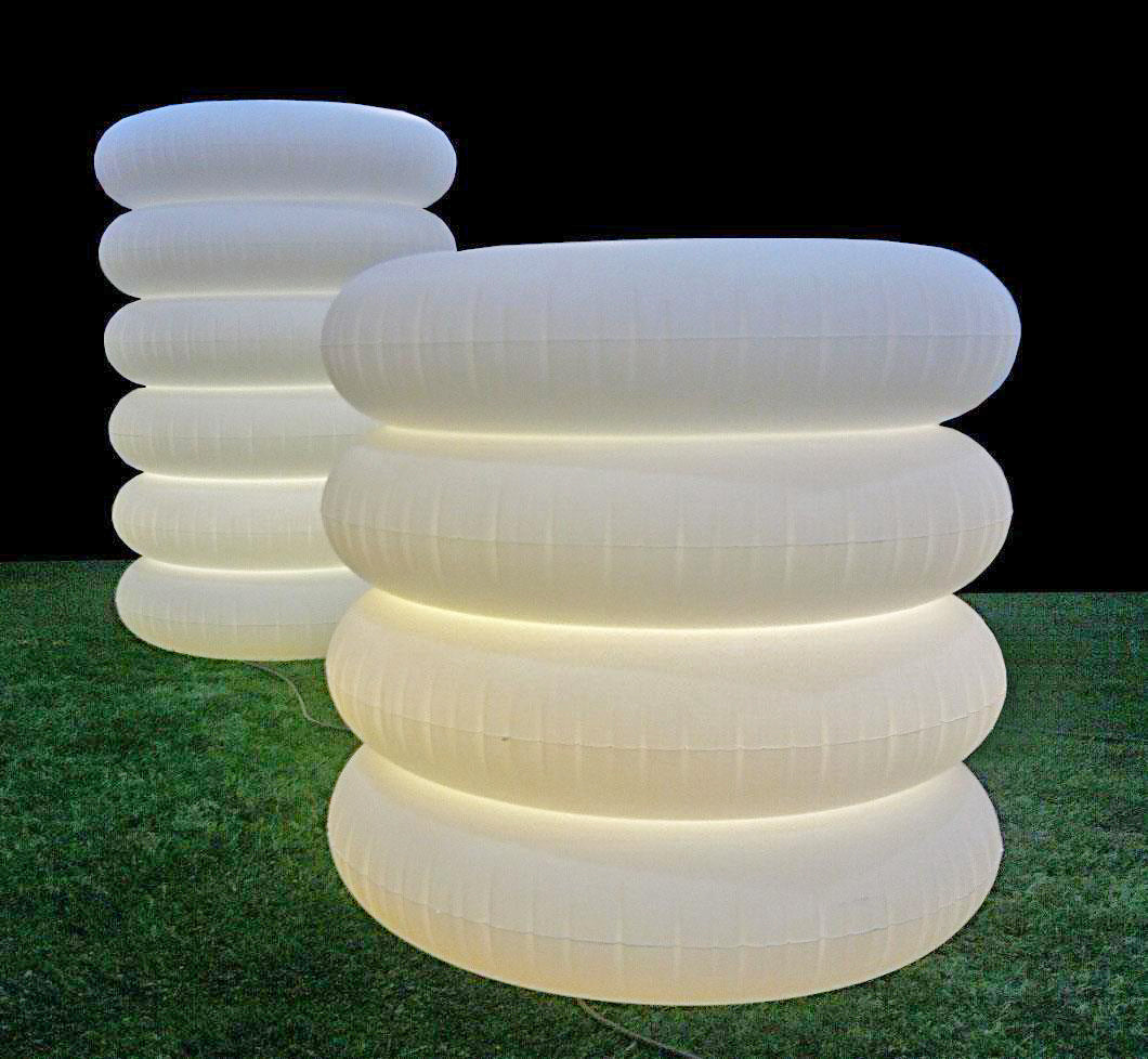 BIG PUFF outdoor lamp