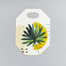 Load image into Gallery viewer, Mustard Plant Ceramic Board