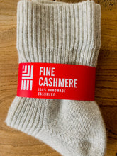Load image into Gallery viewer, Cashmere socks