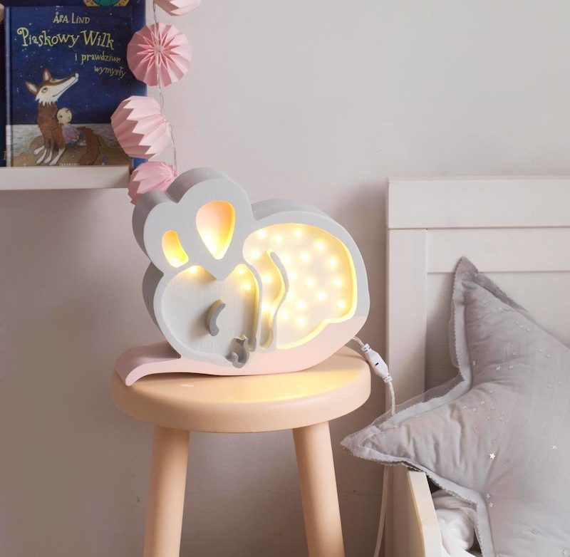Little Mouse Lamp