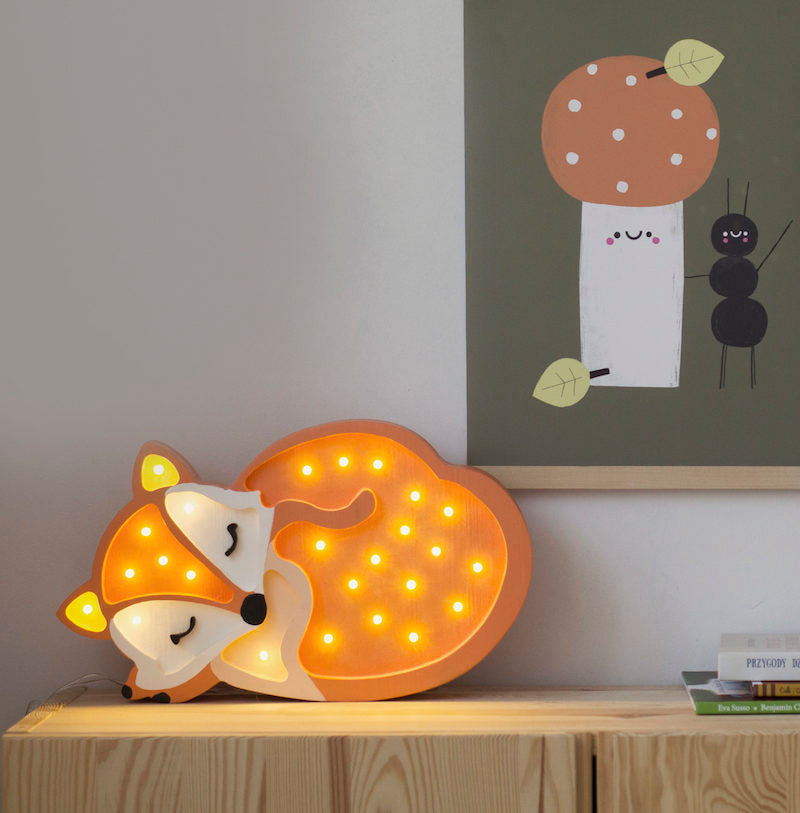 Little Fox Lamp