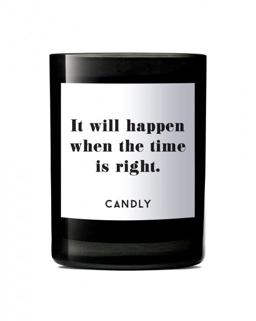 The Right Time Candle