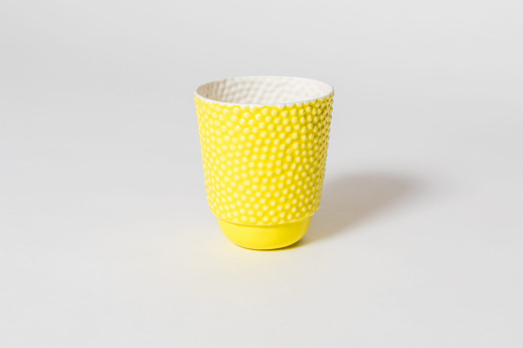 Bubble Mug Yellow