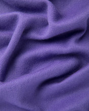 Load image into Gallery viewer, Cashmere scarf- Genetian Violet