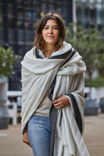 Load image into Gallery viewer, Cashmere Herrinbone Blankets