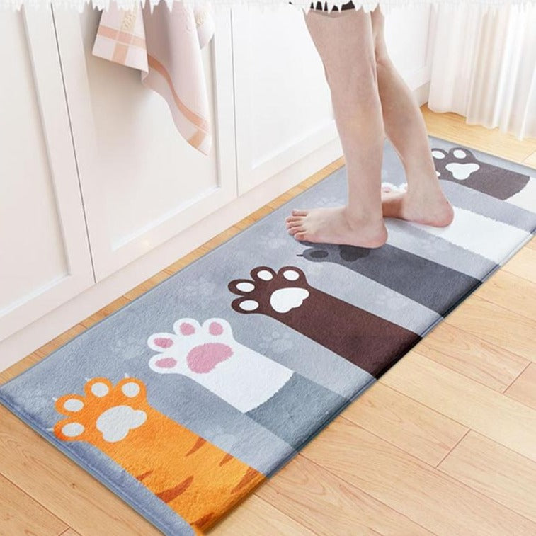 Cat Paws Doormat
