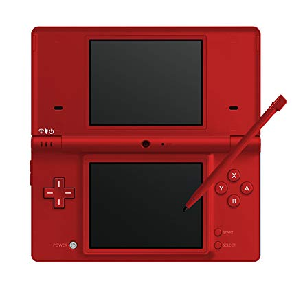 Product Image of Nintendo Dsi Matte Red #1