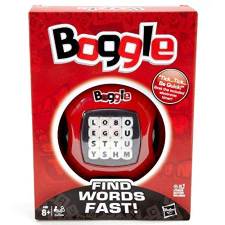 Product Image of Hasbro All New Boggle Game #1