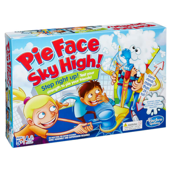 Product Image of Hasbro Gaming Pie Face Sky High #1