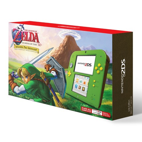 Product Image of Nintendo 2DS Link Edition #1