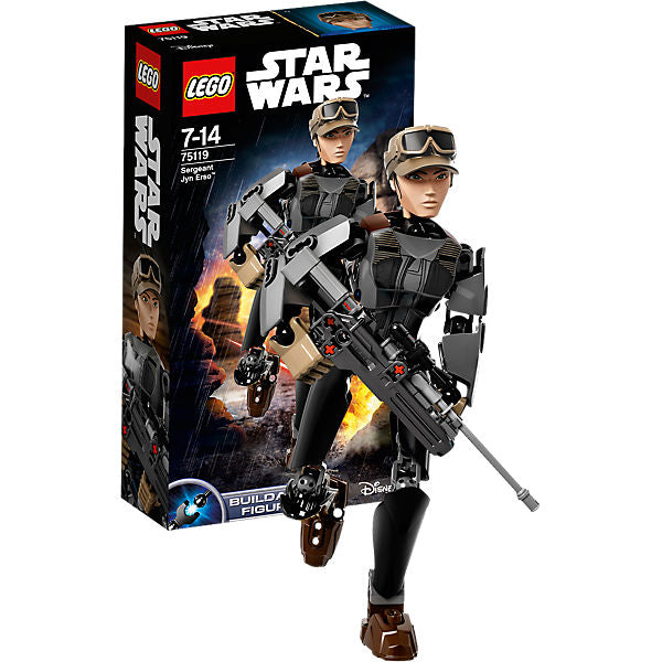 Product Image of Lego 2016 Sergeant Jyn Erso #1