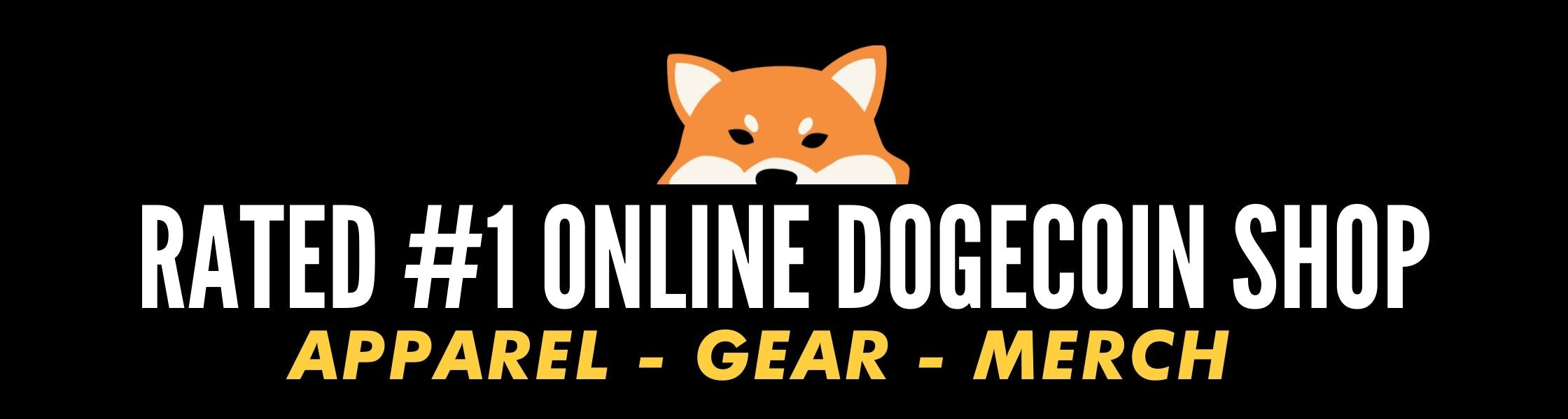Doge Shirts and Merch - AboveWallStreet