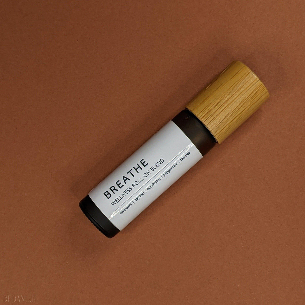 BREATHE Wellness Roller - deDANÚ Ireland