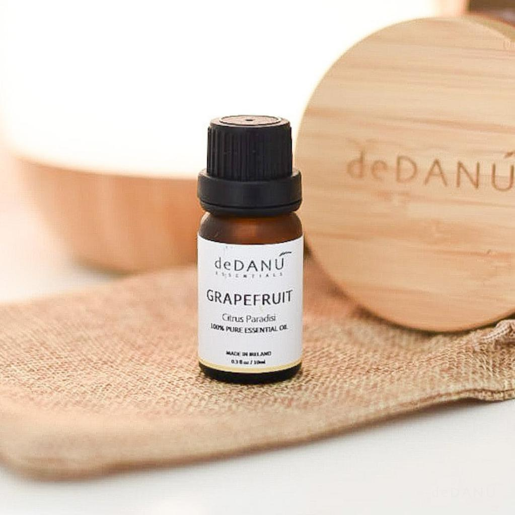 Grapefruit Pure Essential Oil - deDANÚ Ireland
