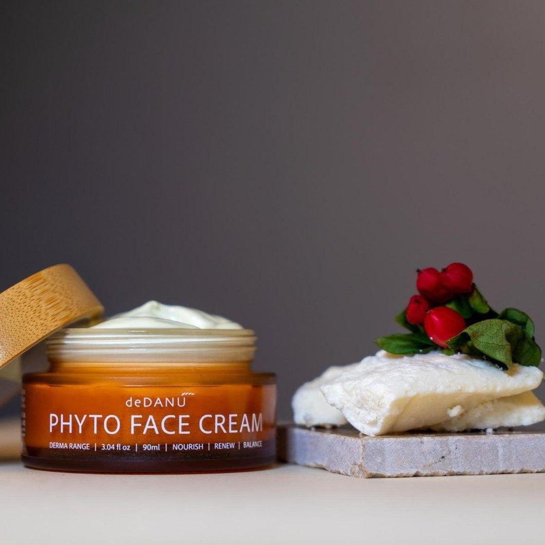Phyto Face Cream - deDANÚ Ireland
