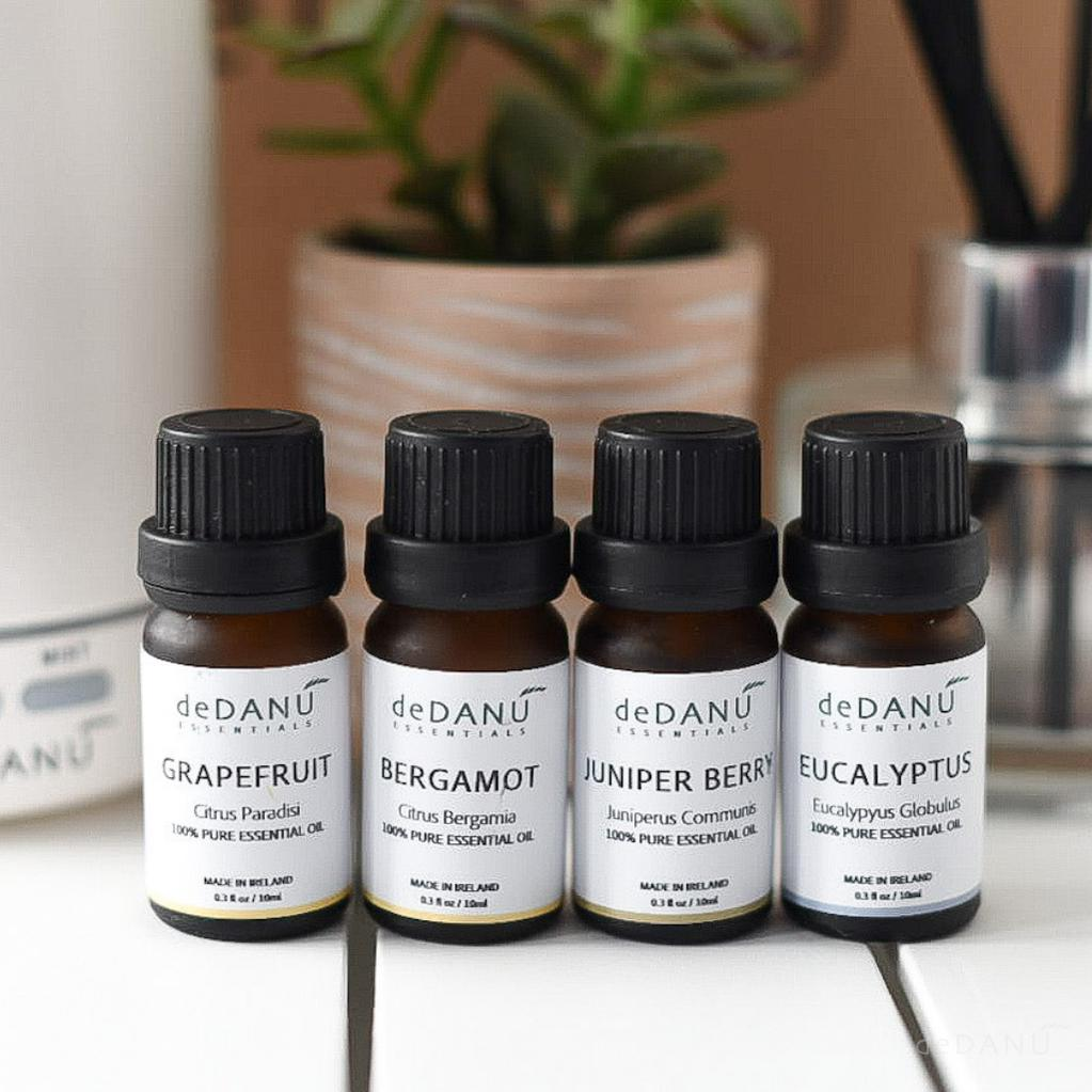 Pick-Me-Up Essential Oil Collection - deDANÚ Ireland