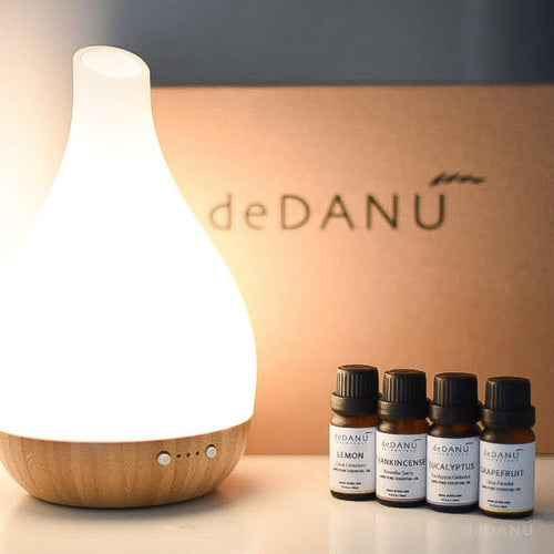 Pure Air Essential Oil Collection - deDANÚ Ireland