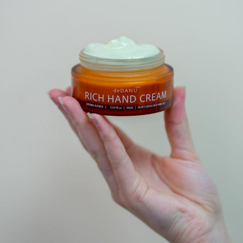 Rich Hand Cream - deDANÚ Ireland