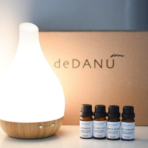 Romance Essential Oil Collection - deDANÚ Ireland