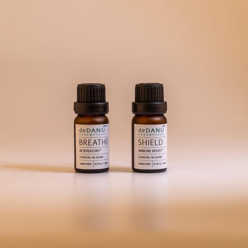 'Wellness Duo' - Essential Oil Blends - deDANÚ Ireland