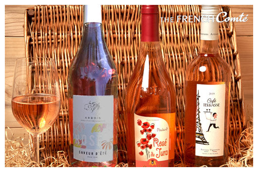 Box 12 - French Rosé Wine Discovery