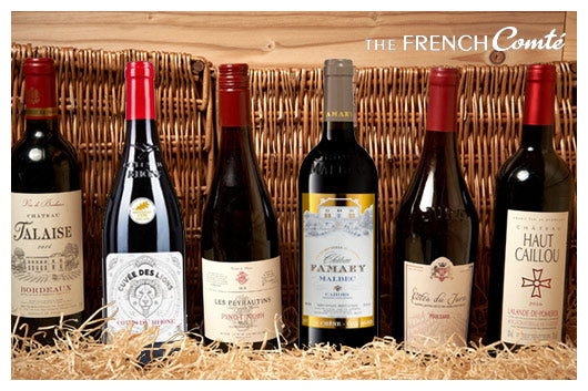 Box 14 - French Red Wine Discovery