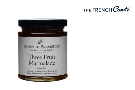 Marmalade Three Fruit