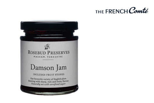 Jam Damson with Fruits