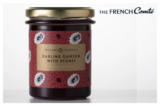 Darling Damson with Stones
