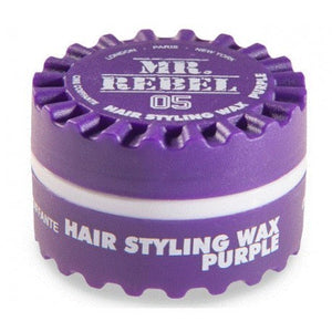 MR. REBEL HAARWAX