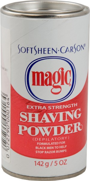 SHAVING POWDERS