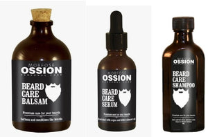 Morfose Ossion Beard Care Set - Hairwaxshop