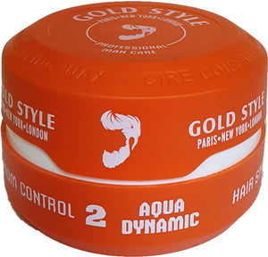 GOLD STYLE AQUA DYNAMIC HAIR STYLING 2 150 ML - Hairwaxshop