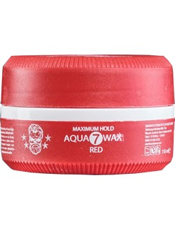 Bandido Maximum Hold Aqua Hard Wax Red 150 ml - Hairwaxshop