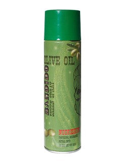 Bandido Oil Sheen Spray 300 ml - Hairwaxshop