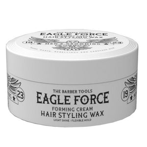 Eagle Force Forming Cream Hair Styling Wax Light Shine Flexible Hold 150 ml - Hairwaxshop