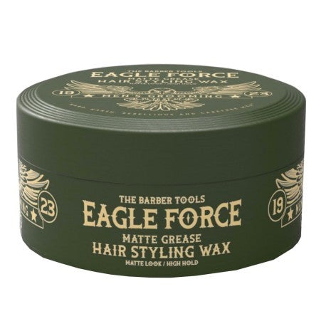 Eagle Force Matte Grease Hair Styling Wax Matte Look High Hold 150 ml