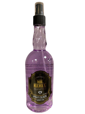 Mr Rebel Spray Cologne No 1 440 ML - Hairwaxshop
