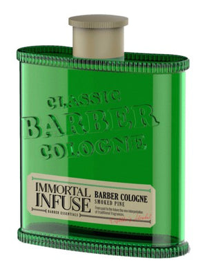 Immortal Infuse Barber Cologne Smoked Pine 170 ml - Hairwaxshop