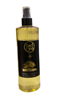 REDONE BARBER COLOGNE GOLD 400 ML - Hairwaxshop