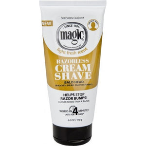Magic Shaving Creme Smooth 170 ml - Hairwaxshop