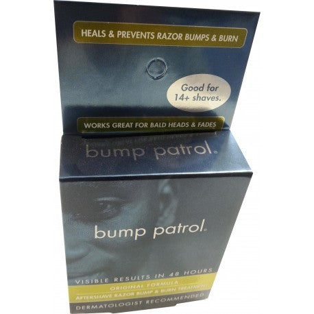 Bump Patrol Aftershave Razor Treatment
