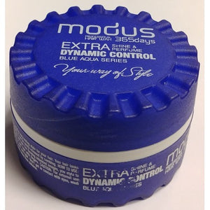 Modus Extra Dynamic Control Blue Aqua Series 150 ml - Hairwaxshop