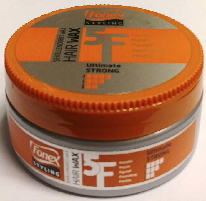 Fonex Styling Hair Wax Ultimate Strong 150 ml