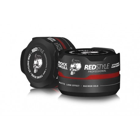 Red Style Styling Wax Professional Red 150 ml