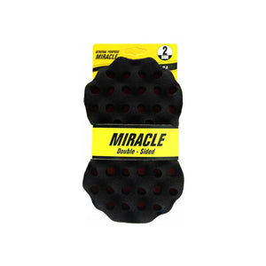 General Purpose Miracle Double Sided Twist Sponge - Hairwaxshop