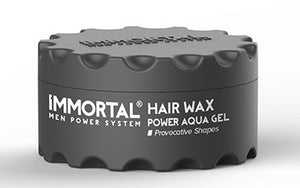 Immortal Hairwax Power Aqua Gel 150 ml - Hairwaxshop