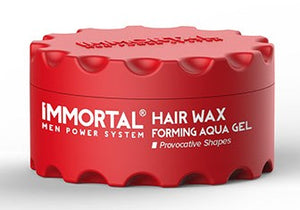 Immortal Hair Wax Forming Aqua Gel 150 ml - Hairwaxshop