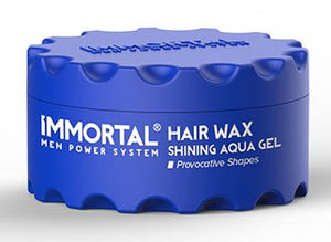 Immortal Hairwax Shining Aqua Gel 150 ml - Hairwaxshop
