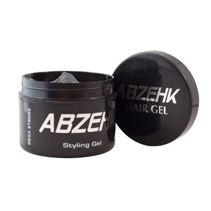 ABZEHK HAIR GEL MEGA STRONG 150 ML - Hairwaxshop